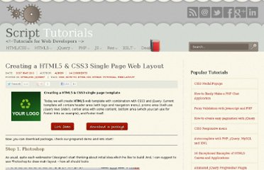 http://www.script-tutorials.com/creating-a-html5-css3-single-page-template/