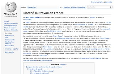 http://fr.wikipedia.org/wiki/March%C3%A9_du_travail_en_France