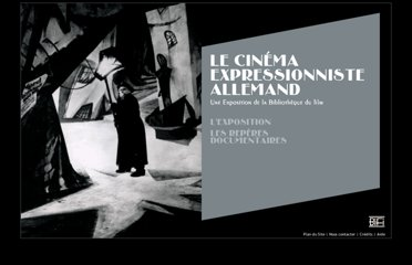 http://www.cinematheque.fr/expositions-virtuelles/expressionnisme/index.php