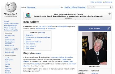 http://fr.wikipedia.org/wiki/Ken_Follett