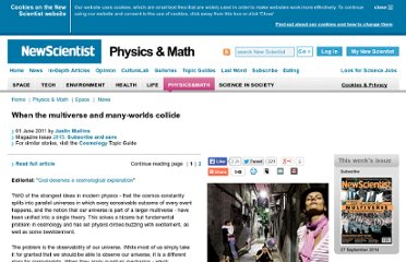 http://www.newscientist.com/article/mg21028154.200-when-the-multiverse-and-manyworlds-collide.html