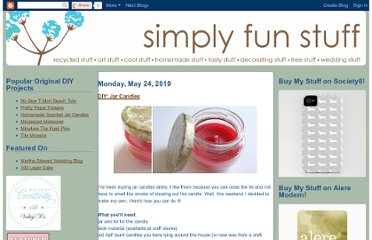 http://simplyfunstuff.blogspot.com/2010/05/diy-jar-candles.html