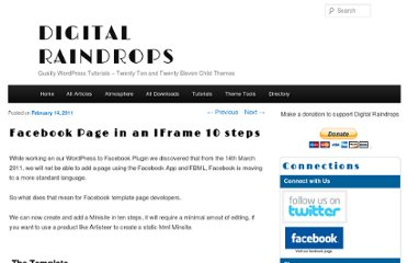 http://digitalraindrops.net/2011/02/facebook-page-in-an-iframe-10-steps/