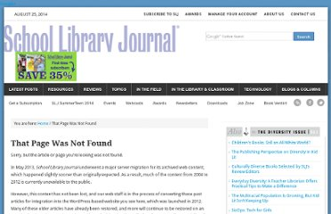 http://www.schoollibraryjournal.com/slj/newsletters/newsletterbucketextrahelping/886787-443/qr_codes_connect_students_to.html.csp