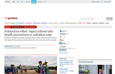 http://www.guardian.co.uk/world/2011/jun/01/fukushima-effect-japan-schools-radiation