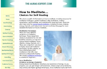 http://www.the-auras-expert.com/how-to-meditate.html