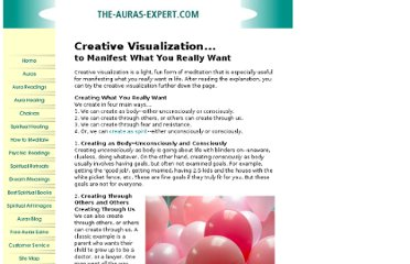 http://www.the-auras-expert.com/creative-visualization.html