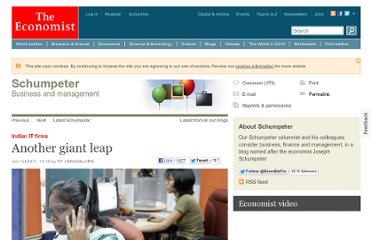 http://www.economist.com/blogs/schumpeter/2011/06/indian-it-firms