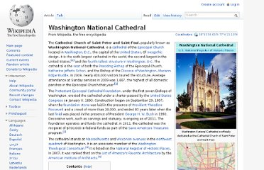 http://en.wikipedia.org/wiki/Washington_National_Cathedral