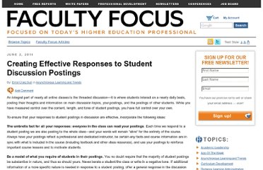 http://www.facultyfocus.com/articles/asynchronous-learning-and-trends/creating-effective-responses-to-student-discussion-postings/