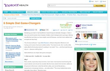http://health.yahoo.net/caring/6-simple-diet-game-changers