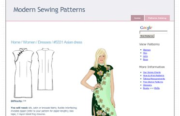 http://m-sewing.com/patterns-catalog/women/dresses/asian-dress.html