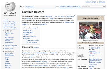 http://fr.wikipedia.org/wiki/Dominic_Howard
