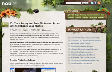http://www.noupe.com/photoshop/80-time-saving-and-free-photoshop-action-sets-to-enhance-your-photos-2.html