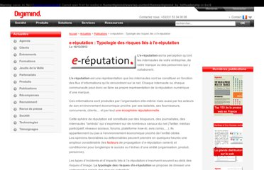 http://www.digimind.fr/actu/publications/777-e-reputation-typologie-des-risques-lies-a-le-reputation.htm