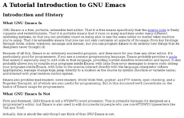 http://www2.lib.uchicago.edu/keith/tcl-course/emacs-tutorial.html