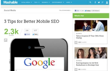 http://mashable.com/2011/06/03/mobile-seo/