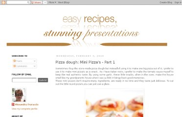 http://stunningrecipes.blogspot.com/2010/02/pizza-dough-mini-pizzas-part-1.html