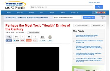http://articles.mercola.com/sites/articles/archive/2011/06/04/now-they-are-trying-to-sell-you-diet-water.aspx