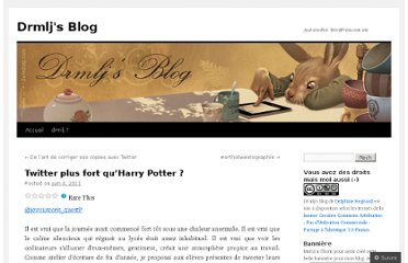 http://drmlj.wordpress.com/2011/06/04/twitter-plus-fort-quharry-potter/