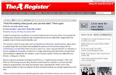 http://www.theregister.co.uk/2011/05/08/file_hosting_sites_under_attack/
