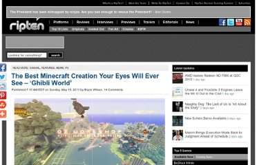 http://www.ripten.com/2011/05/15/the-best-minecraft-creation-your-eyes-will-ever-see-ghibli-world-brycew/