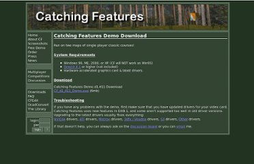 http://www.catchingfeatures.com/demo.php