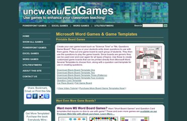 http://people.uncw.edu/ertzbergerj/word_games.html