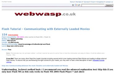 http://www.webwasp.co.uk/tutorials/b54-Commmunicate-Ex-SWFs/index.php
