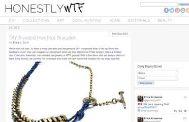 http://honestlywtf.com/diy/diy-braided-hex-nut-bracelet/