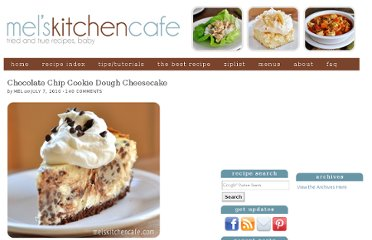 http://www.melskitchencafe.com/2010/07/chocolate-chip-cookie-dough-cheesecake.html