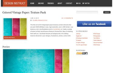 http://designinstruct.com/free-resources/textures/colored-vintage-paper-texture-pack/