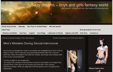 http://www.bestmydreams.com/sex-life-2/mens-mistakes-during-sexual-intercourse/