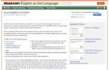 http://esl.about.com/od/writinginenglish/a/twitter.htm
