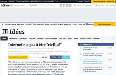 http://www.lemonde.fr/idees/article/2011/06/06/internet-n-a-pas-a-etre-civilise_1532491_3232.html
