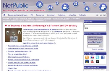 http://www.netpublic.fr/2011/06/11-documents-d-initiation-a-l-informatique-et-a-l-internet-par-l-epn-de-gouvy/