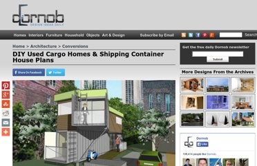 http://dornob.com/diy-used-cargo-homes-shipping-container-house-plans/