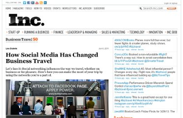 http://www.inc.com/business-travel-2011/how-social-media-has-changed-business-travel.html
