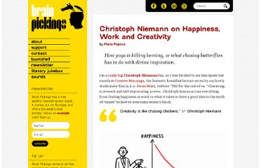 http://www.brainpickings.org/index.php/2011/06/06/christoph-niemann-creative-mornings/