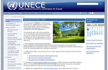 http://www.unece.org/env/welcome.html