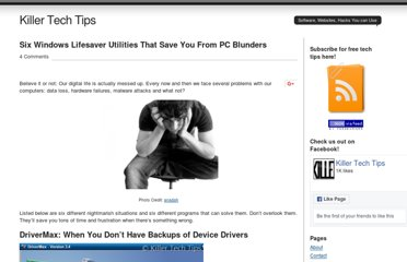 http://www.killertechtips.com/2009/03/24/windows-essential-utilities/