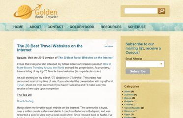 http://goldenbooktraveler.com/best-travel-websites