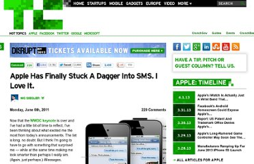http://techcrunch.com/2011/06/06/apple-imessages/