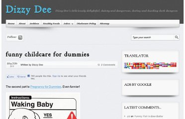 http://www.dizzy-dee.com/comedy/funny-childcare-for-dummies