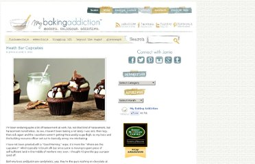 http://www.mybakingaddiction.com/heath-bar-cupcakes-recipe/
