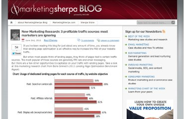 http://sherpablog.marketingsherpa.com/marketing/profitable-traffic-sources/