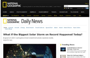 http://news.nationalgeographic.com/news/2011/03/110302-solar-flares-sun-storms-earth-danger-carrington-event-science/