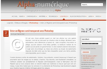 http://www.alpha-numerique.fr/index.php?option=com_content&view=article&id=184:creer-un-filigrane-semi-transparent-avec-photoshop&catid=53:photoshop&Itemid=297