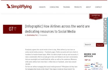 http://simpliflying.com/2011/infographic-how-airlines-across-the-world-are-dedicating-resources-to-social-media/