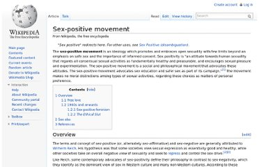 http://en.wikipedia.org/wiki/Sex-positive_movement#External_links